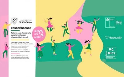 """Proyecto """"Conociéndonos"""" sensibiliza a la comunidad sobre derechos humanos, educación en valores y la prevención de la discriminación de niños(as) con discapacidad mental"""