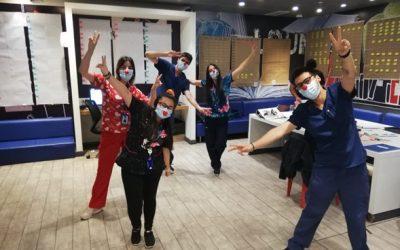 La Risoterapia socio-educativa y su aporte al cuidado en tiempos de pandemia