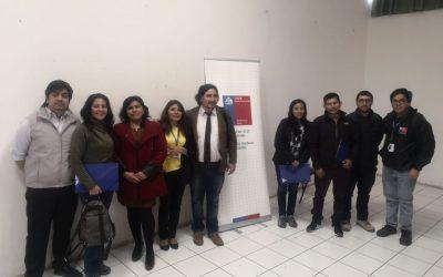 Con éxito se desarrolló Seminario de Ergonomía en Vallenar