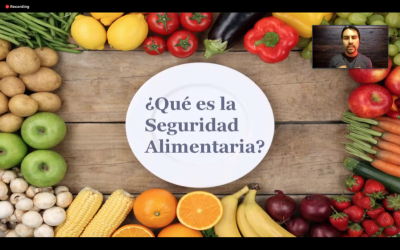 """Alta convocatoria tuvo el conversatorio """"Estado Actual y Futuro de la Seguridad Alimentaria en Atacama"""""""