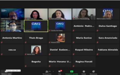 Académicas y egresadas del Magíster en Metodologías de Investigación Cualitativas presentaron en el X Congreso Iberoamericano de Investigación Cualitativa CIAIQ
