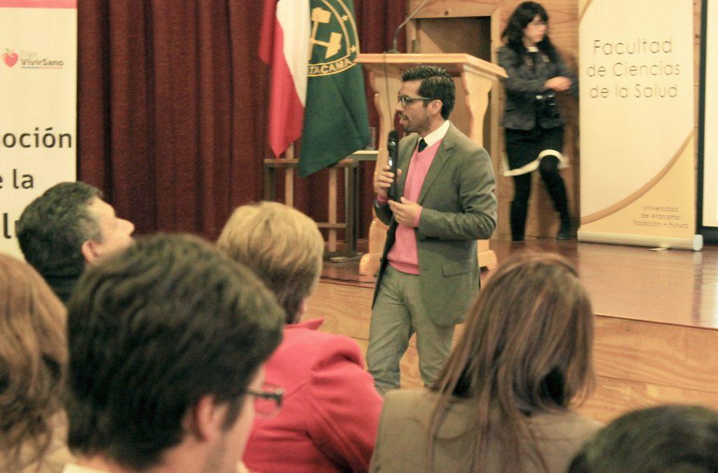 Universidad de Atacama colabora en la explicación de la nueva ley de etiquetados