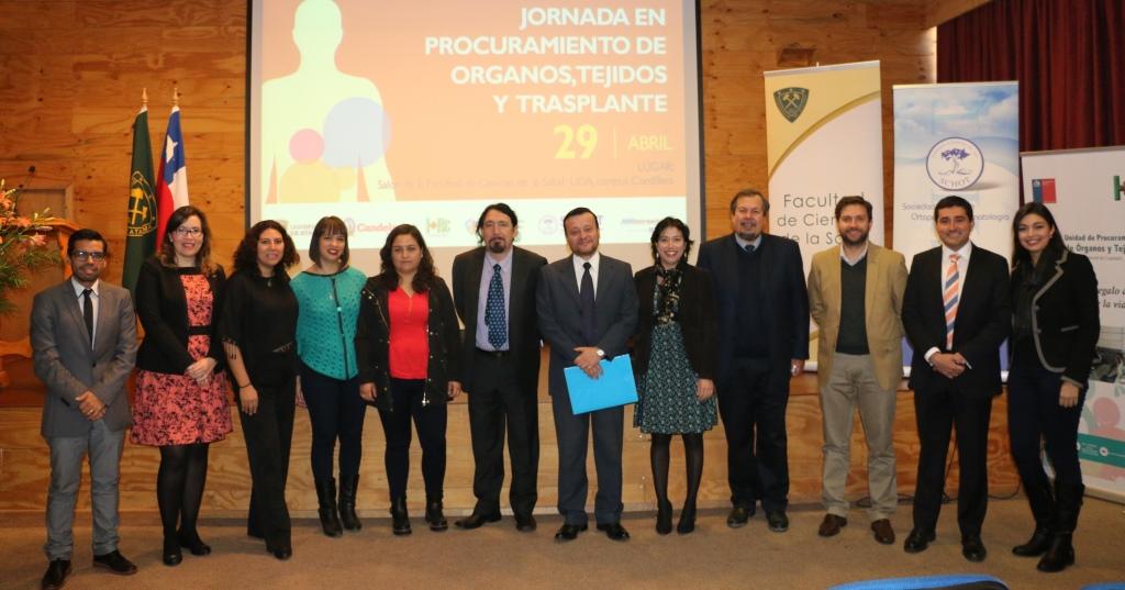 Hospital de Copiapó, UDA y referentes del Ministerio de Salud dieron vida a provechosa jornada sobre donación de órganos, tejidos y trasplante