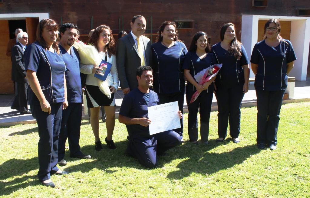 Estudiantes de la Universidad del Mar se titulan a través del convenio con Universidad de Atacama