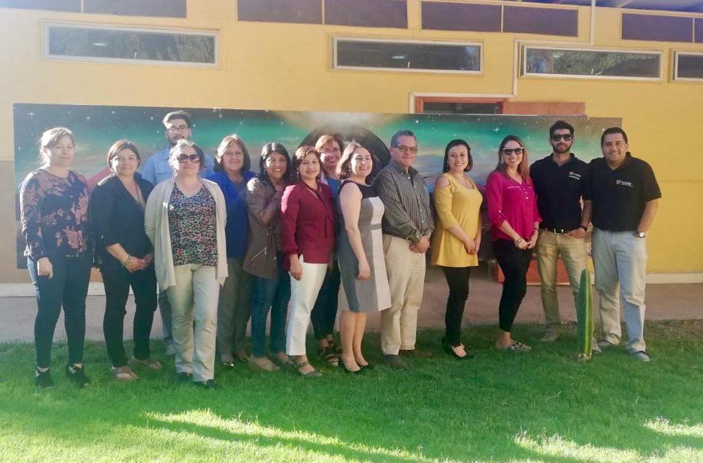Especialista en alfabetización en Salud realizó exitosa capacitación a docentes de Facsal-UDA y comunidad educativa de Copiapó