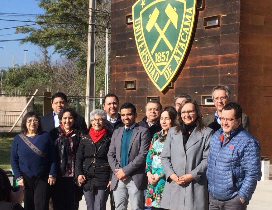 Reunión de la Red Chilena de Instituciones Formadoras en Salud Pública