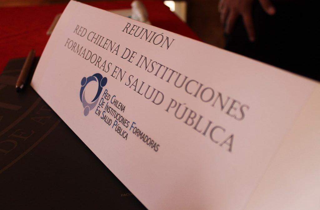 Red Chilena de Instituciones Formadoras en Salud Pública sesionó por primera vez en la U. de Atacama