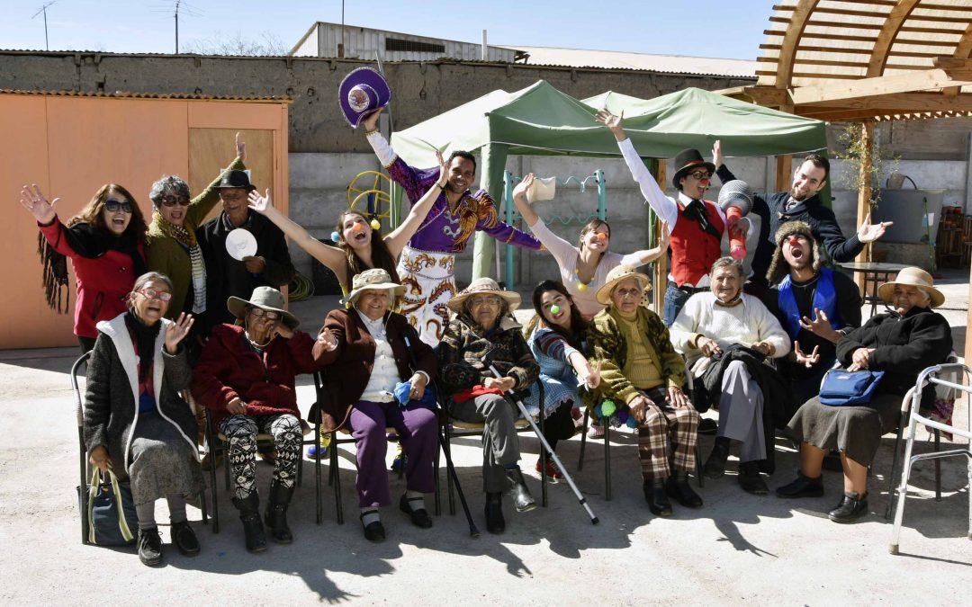 Risonancia y Caporales Juventud Ariaka se presentaron en la comuna de Diego de Almagro
