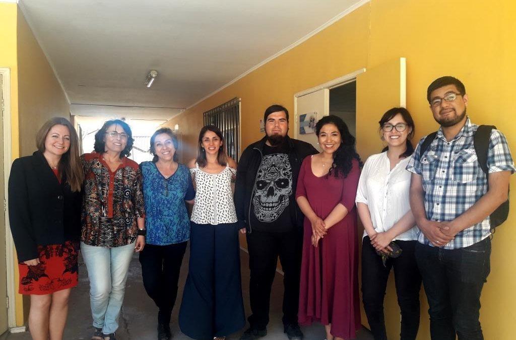Comenzaron a concretarse las primeras actividades del Comité Ético Científico para Estudios Sociales en Salud