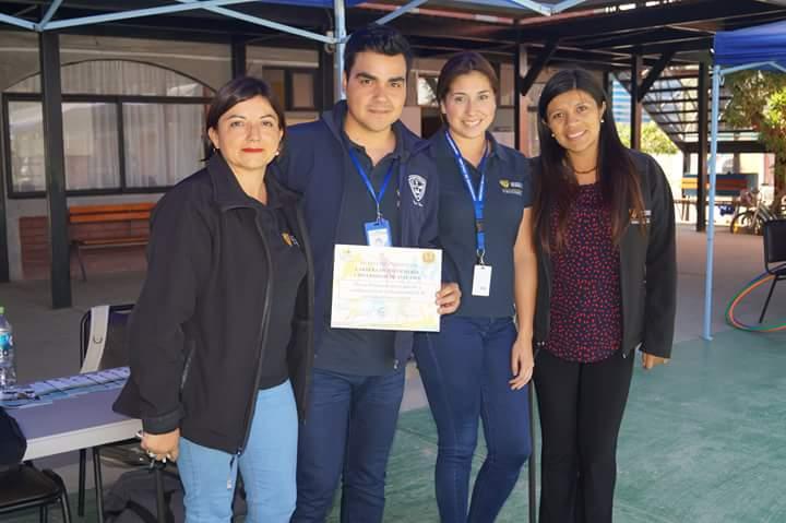 FACSAL participó del día mundial de la actividad física
