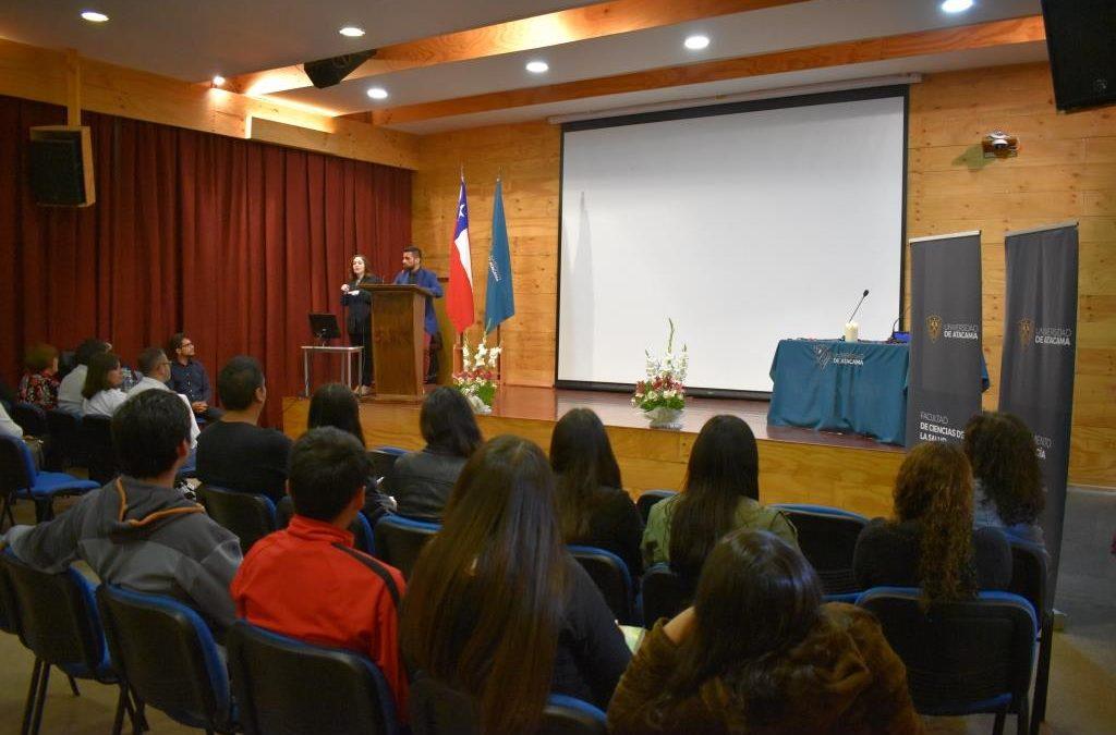 Departamento de Kinesiología concretó su primer Seminario de Investigación en Discapacidad e Inclusión Social