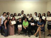 Certificaron en Lecto-Escritura Braille a alumnos de la Facultad de Ciencias de la Salud