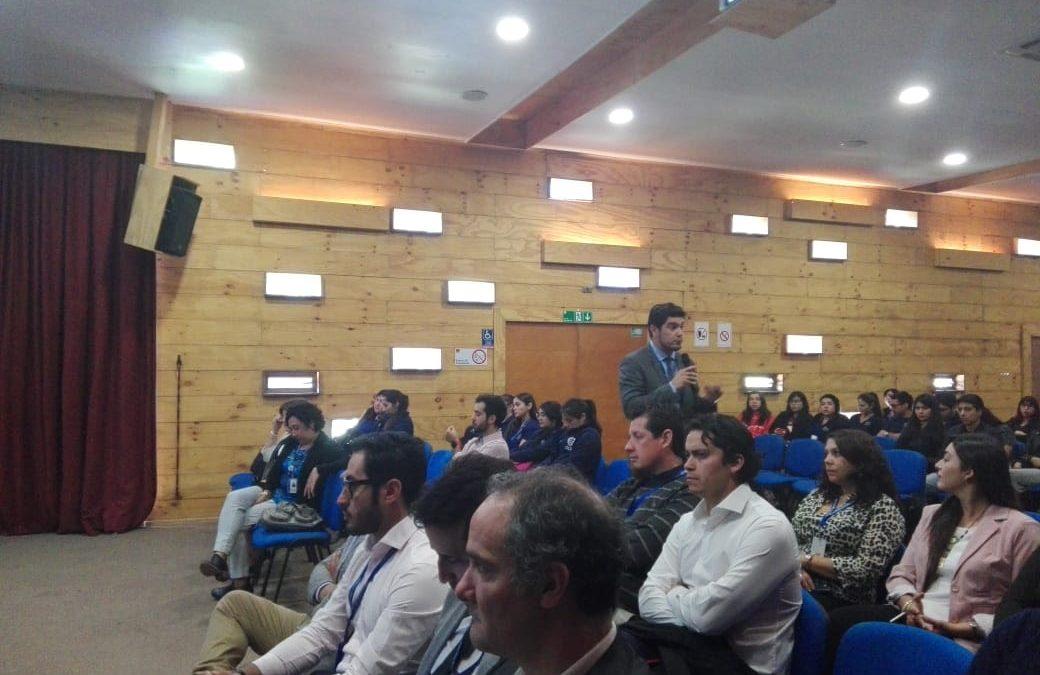 Autoridades sectoriales participaron en Seminario de Inducción a Internado de Facultad de Ciencias de la Salud