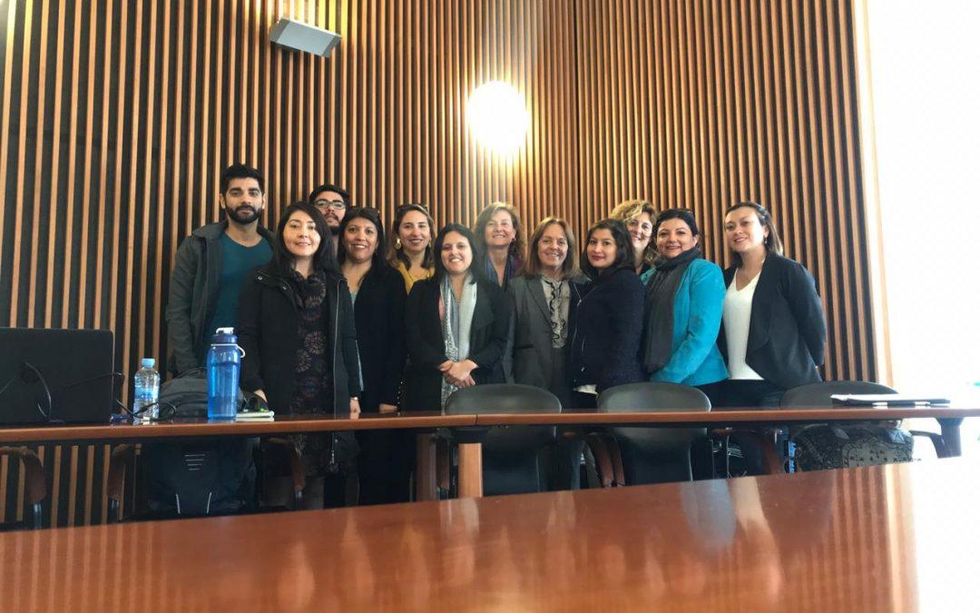 Académicos y Profesionales del Proyecto Alfabetización en Salud realizaron Pasantía en la Universidad de Girona,España.