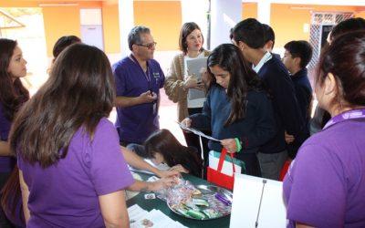 Exitosa resultó la Primera Feria de la Salud y Bienestar del Adolescente en dos Liceos de Copiapó