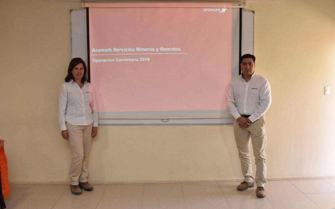 Aramark ofreció Charla en el Área de Alimentación Colectiva a Estudiantes de Nutrición y Dietética