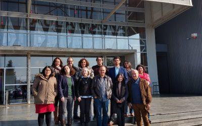 Académico de FACSAL participa en Coordinación del Núcleo de Actividad Física y Envejecimiento del Cuech