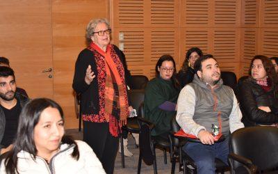 Académicos de FACSAL participaron en Jornada en Tutoría Clínica