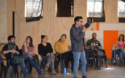 """Presentan ponencia """"El Payaso y la Risoterapia"""" en Encuentro Latinoamericano de Salud Mental."""
