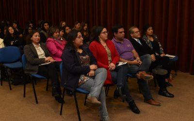 Estudiantes y académicos de Nutrición y Dietética realizaron Conversatorio para Autoevaluación.