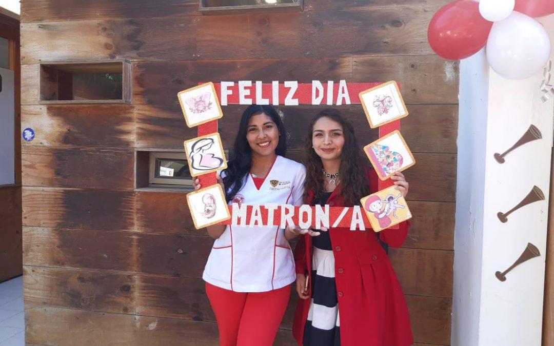 Con Clase Magistral de Franka Cadee Obstetricia y Puericultura celebró Día del Matrón y Matrona