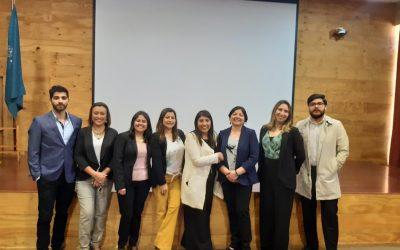 Equipo de Alfabetización en Salud desarrolló jornada de transferencia de conocimientos y experiencias