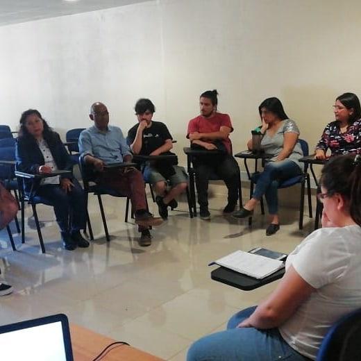 Incluso académicos de paso por Copiapó participaron en Cabildos Triestamentales de FACSAL