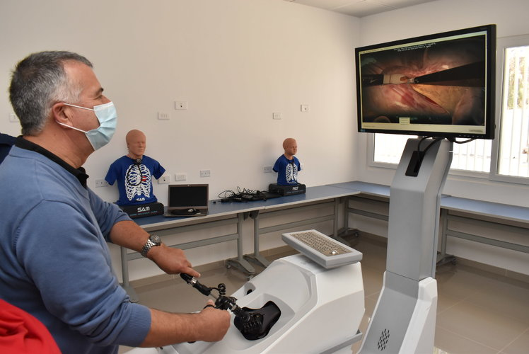 Centro de Simulación de la UDA presta servicios de alta tecnología para estudiantes de carreras del área salud