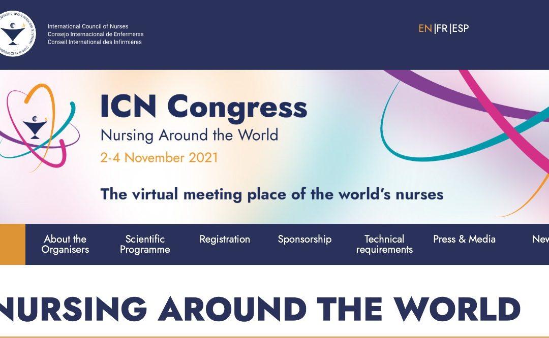 Investigación científica del Departamento de Enfermería UDA calificó en Congreso Internacional